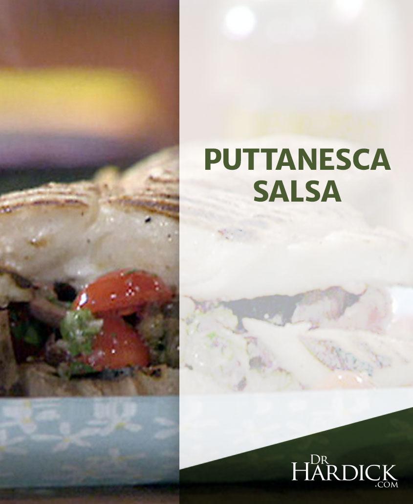 Puttanesca Salsa