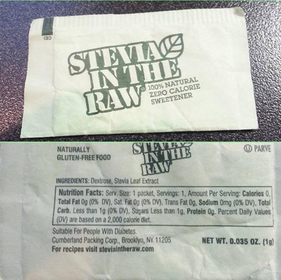 stevia infertility