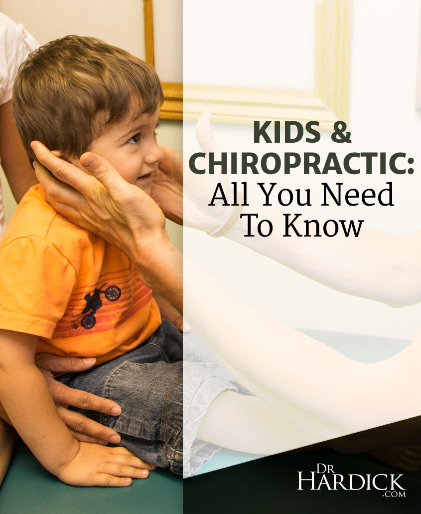 Kids and Chiropractic Care