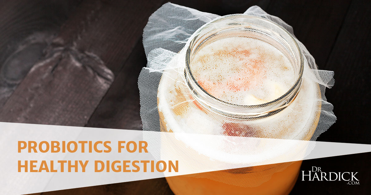 Benefits of Probiotic Foods for Healthy Digestion | DrHardick