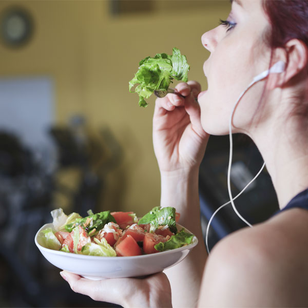 Eating and Exercise – What and When to Eat When Training