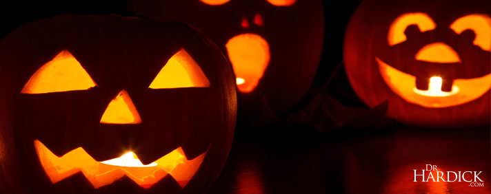 reduce sugar Halloween