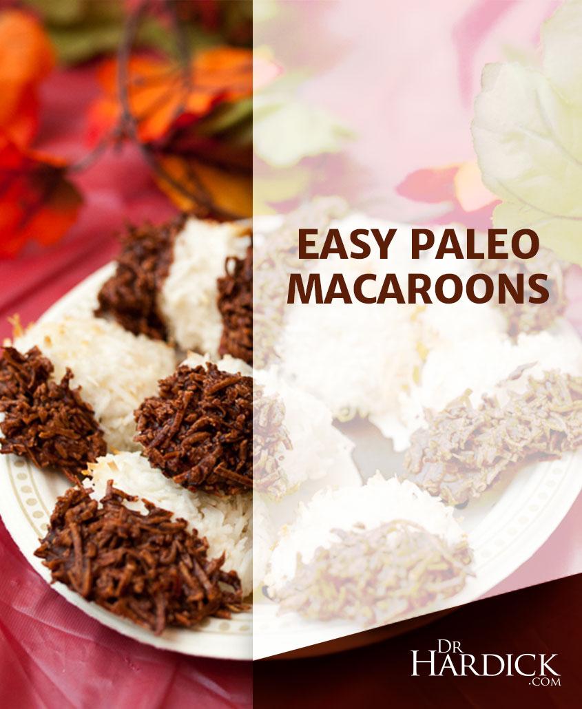 Easy Paleo Macaroons