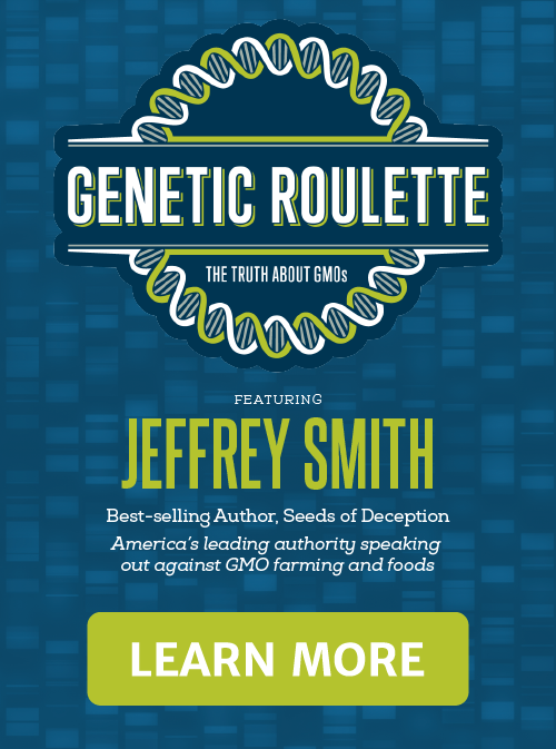 Genetic Roulette - The Truth about GMOs