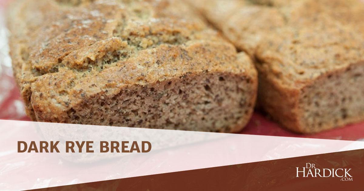 Dark Rye Bread Recipe Almond Flour Recipes Drhardick
