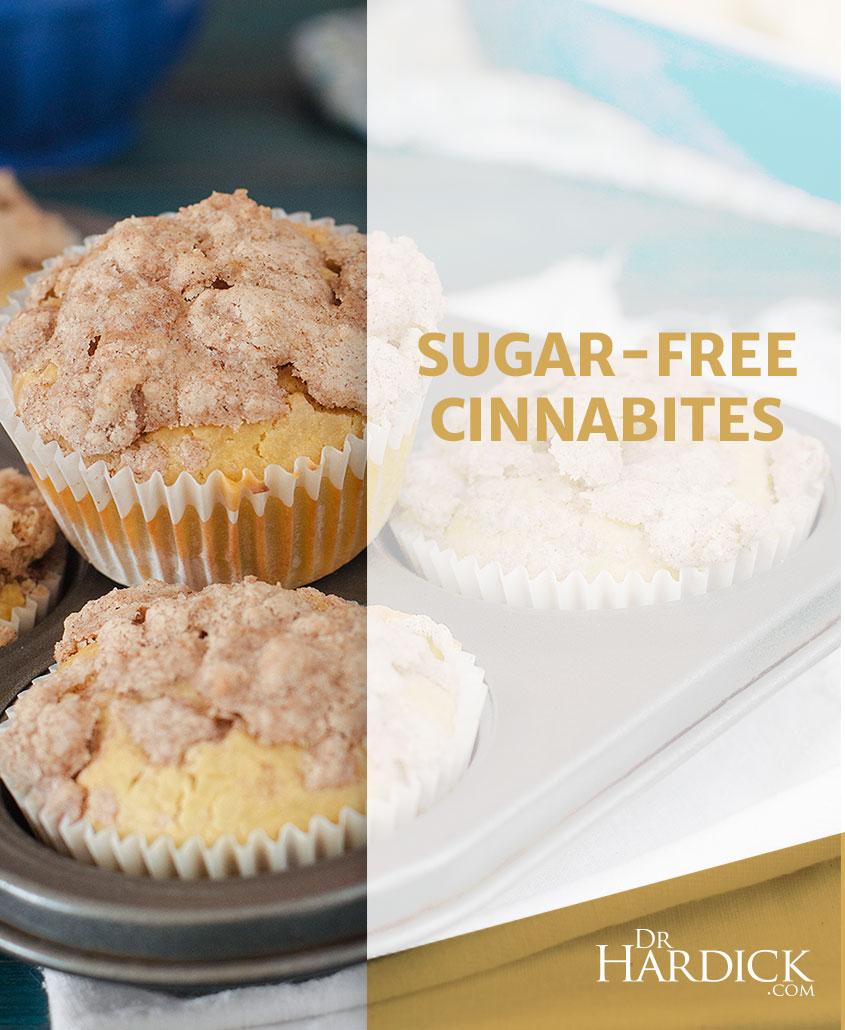 Sugar-Free Cinnabites