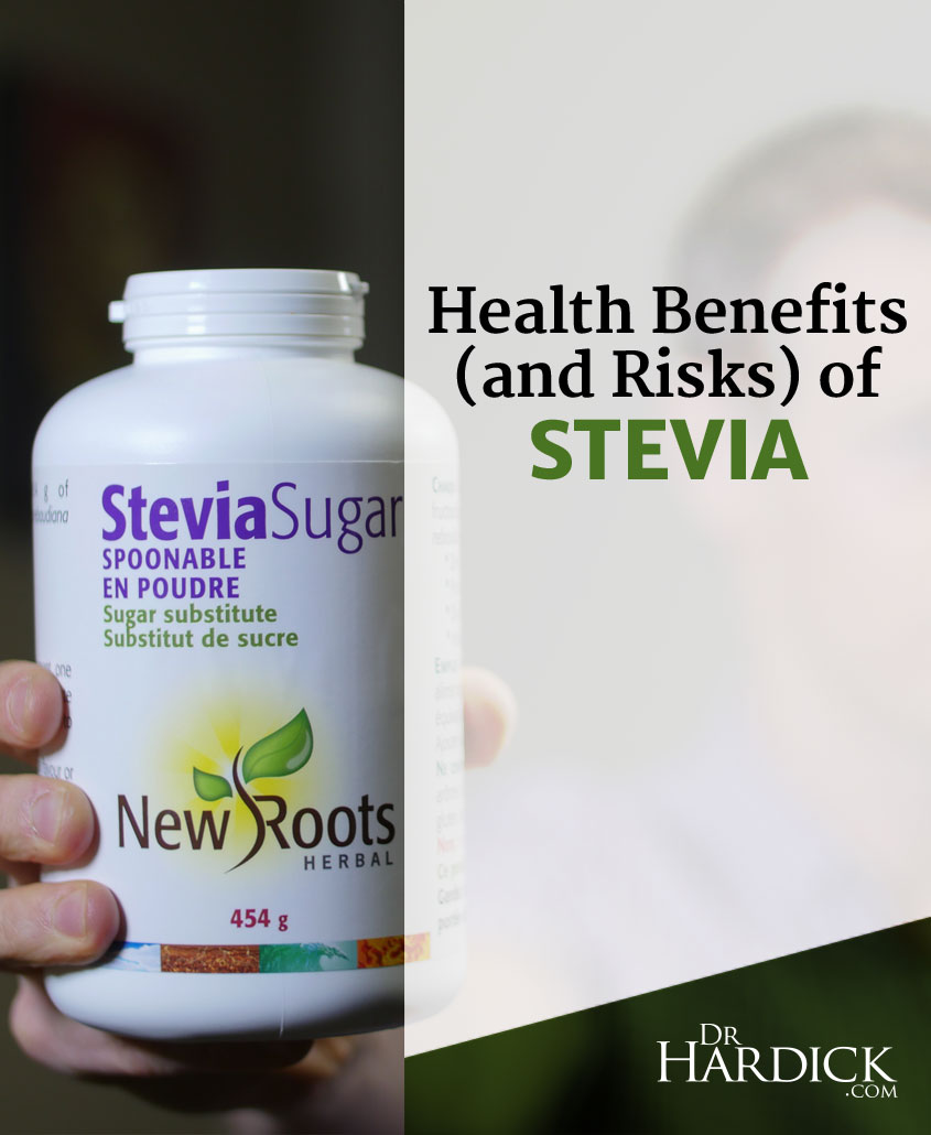 Does Stevia make you Sterile?
