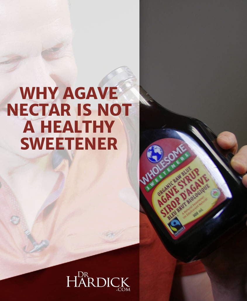 Why You Should Stop Using Agave Nectar