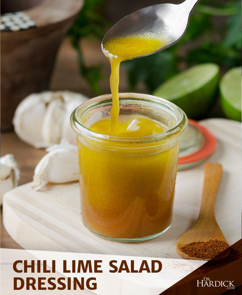 Chili Lime Salad Dressing