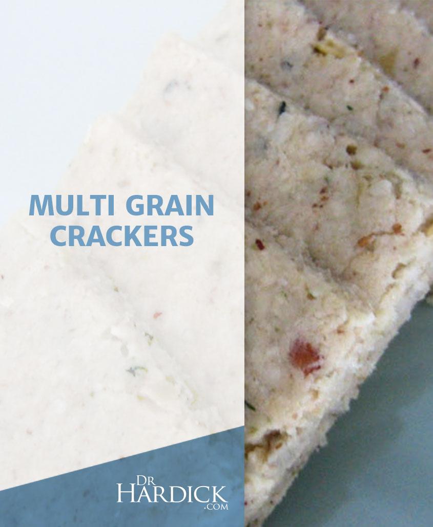 Multi-Grain Crackers