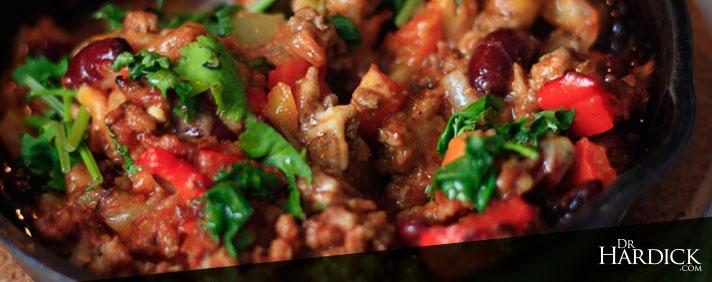 Grass-fed Beef Squash Casserole