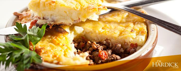 Maximized Shepherd's Pie