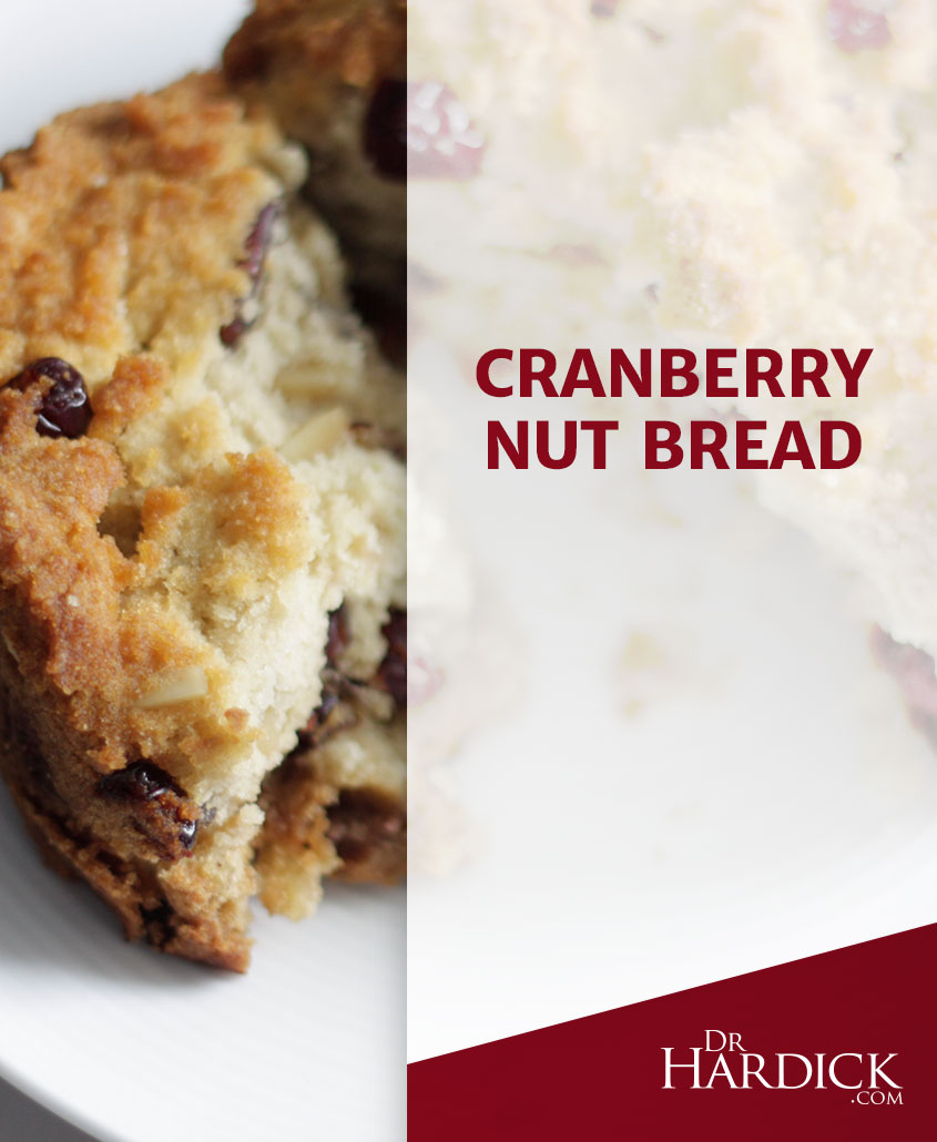 Cranberry Nut Bread