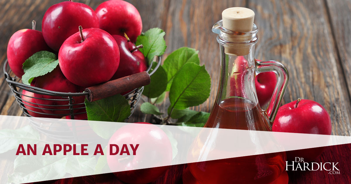 An Apple A Day - Apple Cider Vinegar