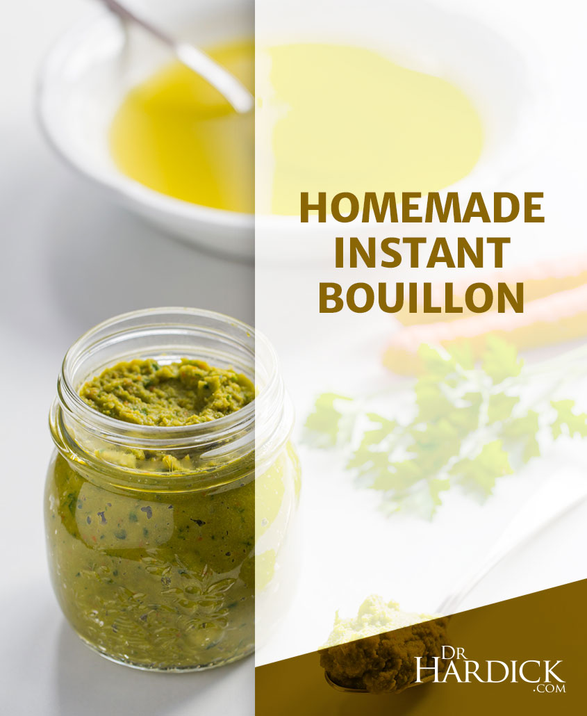 Homemade Instant Bouillon