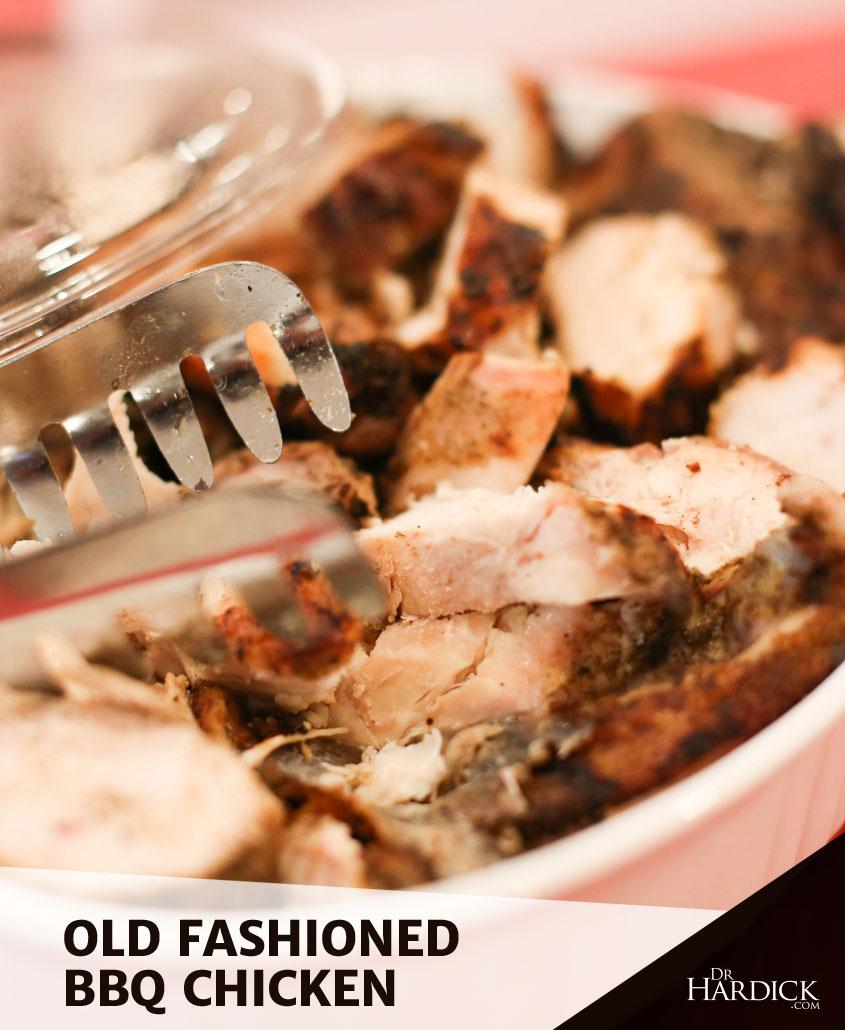 Old Fashioned BBQ Chicken