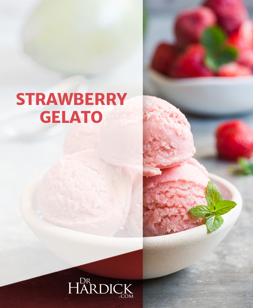 Strawberry Gelato