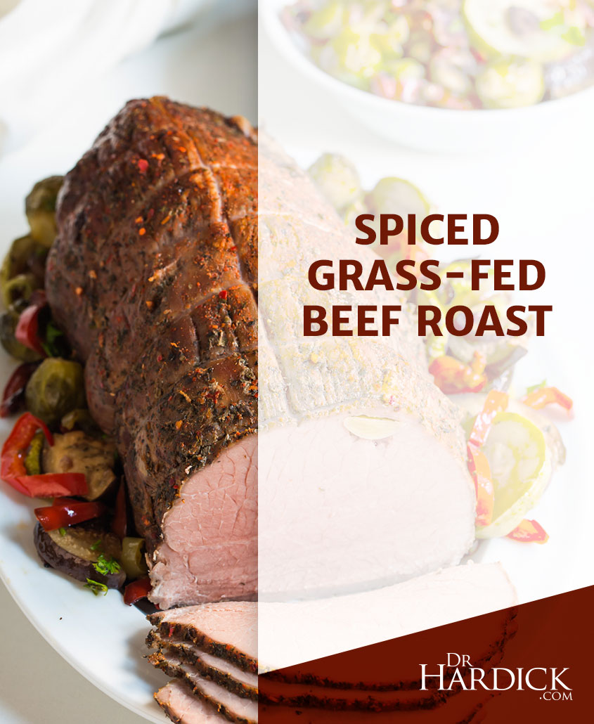 Spiced Grass-Fed Beef Roast