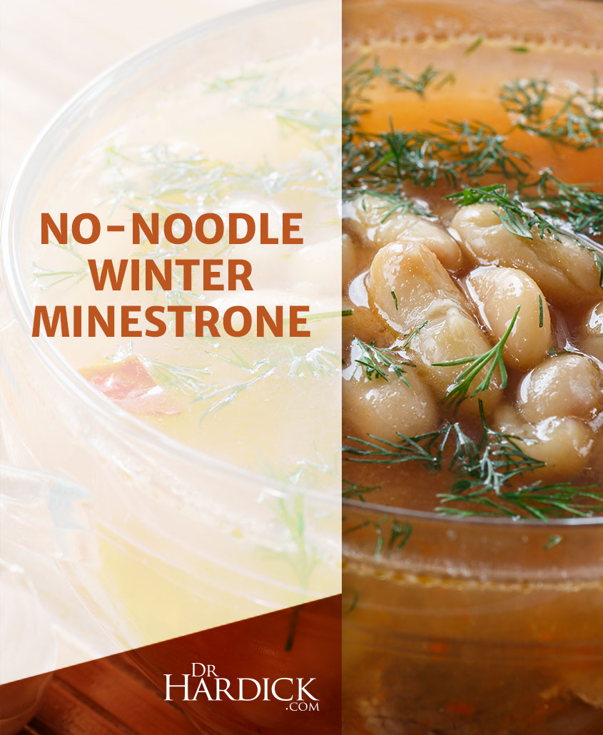No-Noodle Winter Minestrone