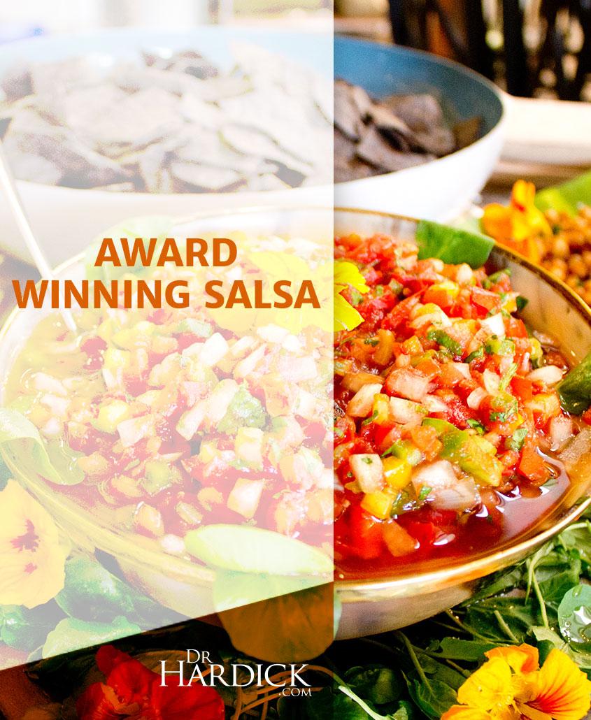 Award Winning Salsa