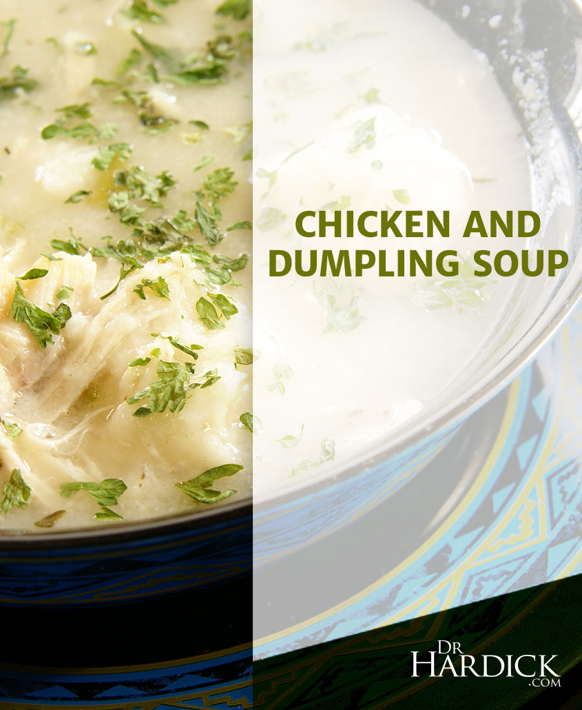 Chicken and Dumpling Soup