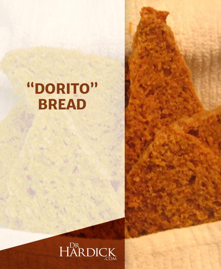 """""""Dorito"""" Bread"""