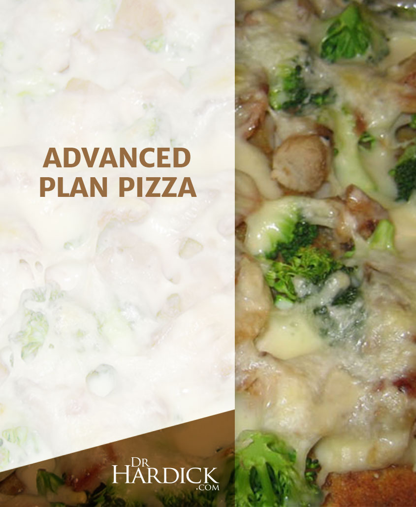 Advanced Plan Pizza