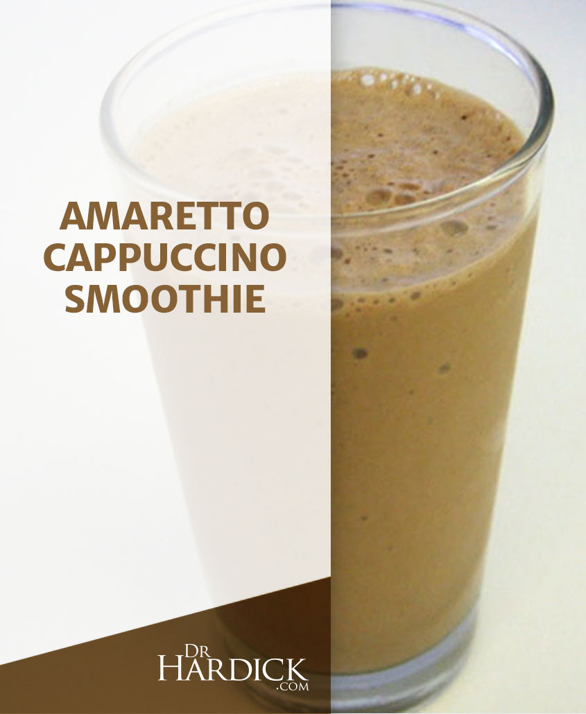 Amaretto Cappuccino Smoothie
