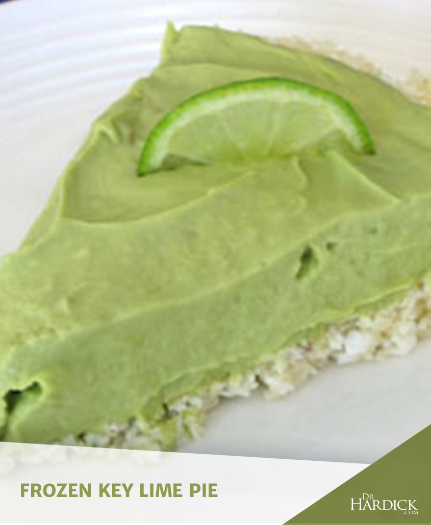 Frozen Key Lime Pie