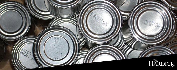 BPA Canned Food
