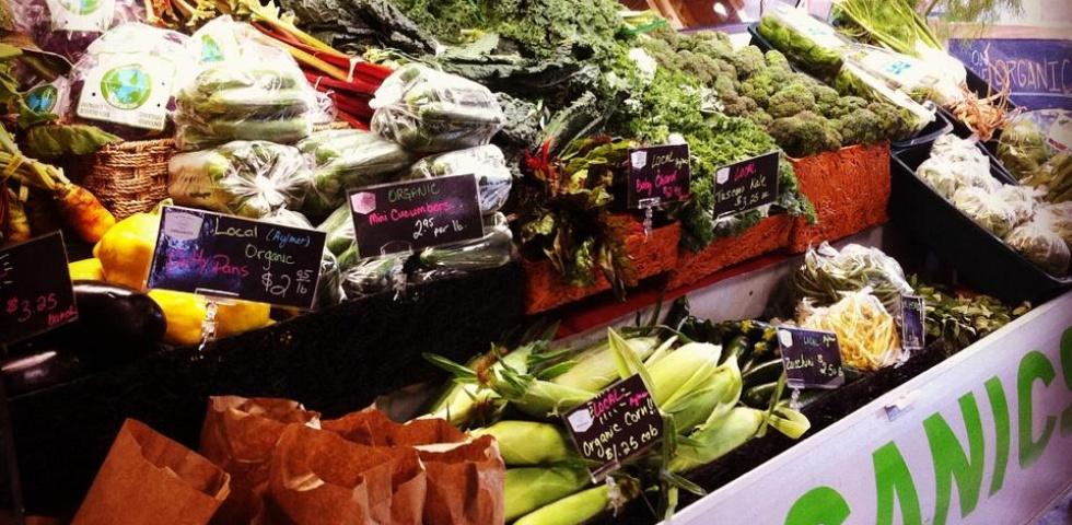 On the Move Organics market