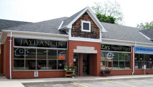 Jaydancin & Zoe's Market Place Café