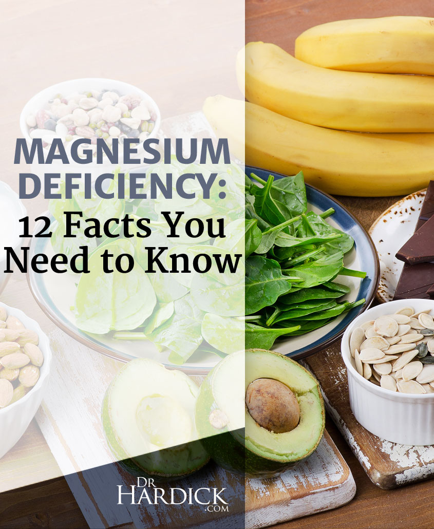 Magnesium Deficiency: 12 Facts You Need to Know