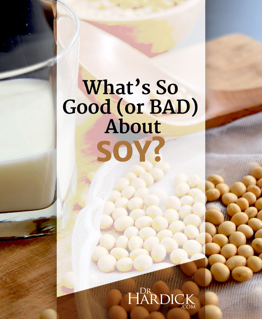 Does Soy Deserve an Apology?