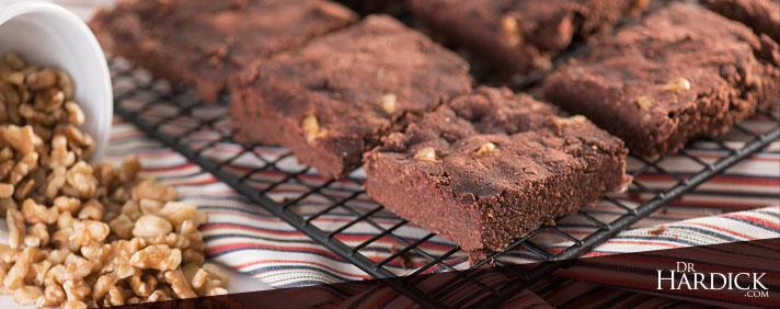Zucchini Paleo Brownies