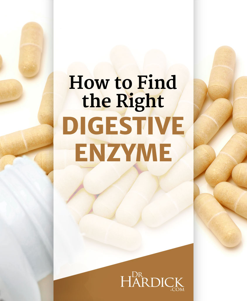 Should You Be Taking Digestive Enzyme Supplements?